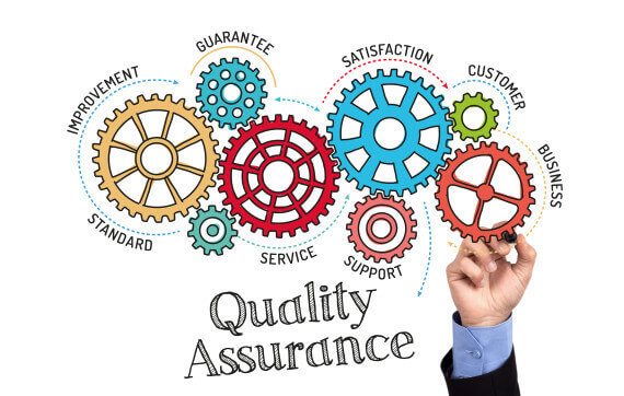 Quality Assurance - high quality materials from Vitcas - Refractories Manufacturer and Supplier