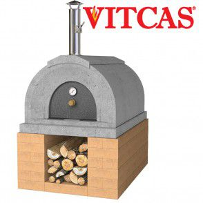 VITCAS DOUBLE CASA PIZZA OVEN