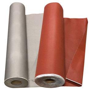 Silicone Coated Glass Fibre Cloth