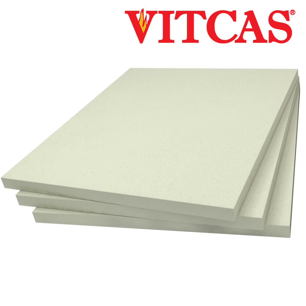 Ceramic Fibre Board Heat Resistant Insulation Products Vitcas